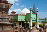 kudus minar, mosque in central java, indonesia