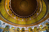 interior view of dome of the rock, Jerusalem ,palestine , isreal