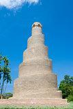 The Great Samarra Mosque of Iraq