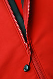 open zipper