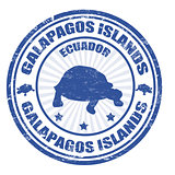 Galapagos Islands stamp