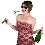 Drunk Partygoer