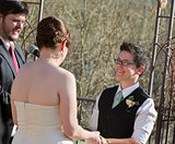 Outdoor Civil Union Ceremony