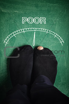 Poverty meter