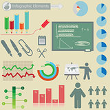 Infographics elements. 