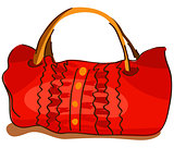 red bag