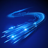 Super Fast Fibre Optic