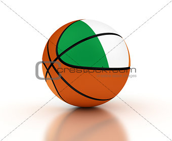 Irish Basketball