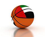 United Arab Emirates Basketball