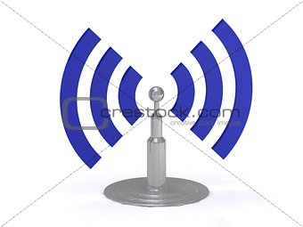 Wifi antenna icon