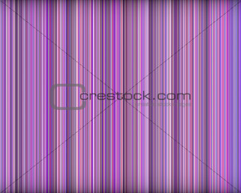 3d abstract purple pink lavender backdrop in vertical stripes