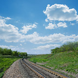railway goes to horizon