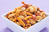 mixed roasted nuts