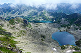 Summer Tatra Mountain, Poland