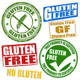 Gluten free stamps
