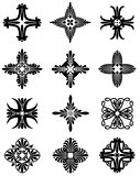 Greek Cross Icons