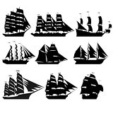 Sailing ships 1