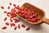 Tibetan goji berry scoop