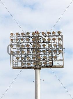 Stadium Spot-light tower