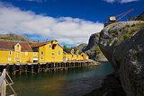 Nusfjord on Lofoten
