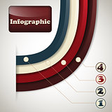 Vector Iinfographic Template