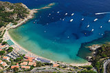 Elba island-Cavoli beach