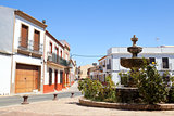 old Spanish town Niebla (Huelva)