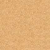 Seamless Texture of Orange Plaster Wall.