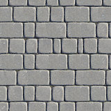 Seamless Texture of Paving Slabs.