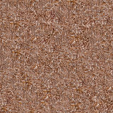 Seamless Texture of Brown Decorative Plaster Wall.