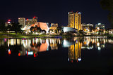 Adelaide at night