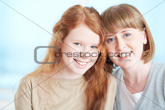 Cheerful females