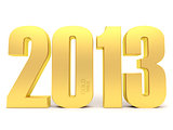 2013 in gold