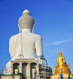 Behind the Big Budha
