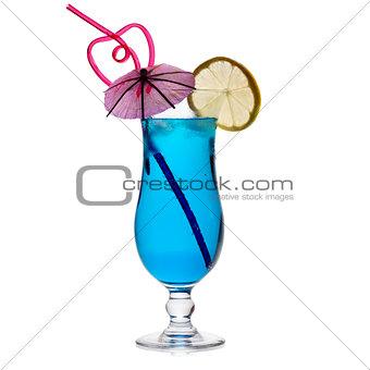Blue Laguna, Green Vesper and Bombay Sapphire shot
