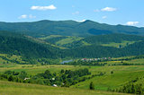 Carpathian landscape