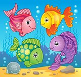 Fish theme image 5