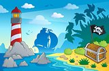 Lighthouse theme image 2