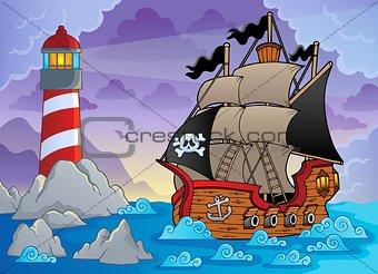 Lighthouse theme image 3