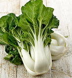 White Choy Sum