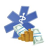 medical expenses illustration