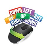 color signs and Wireless computer mouse