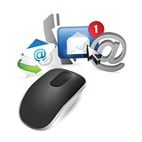 contact us Wireless computer mouse