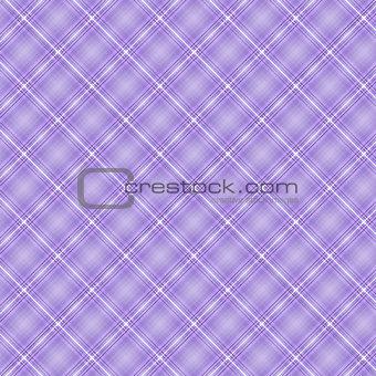 Seamless cross violet shading diagonal pattern
