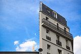 Modern architecture in Paris