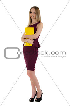 portrait of the businesswoman