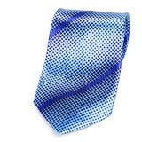Blue Necktie