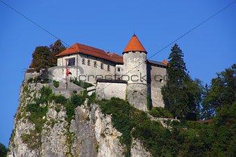 Castle in Slovenia