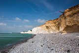 Seven Sisters - famous coast in England