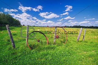 Alberta farm